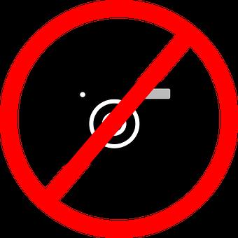 Do Not Take Photos