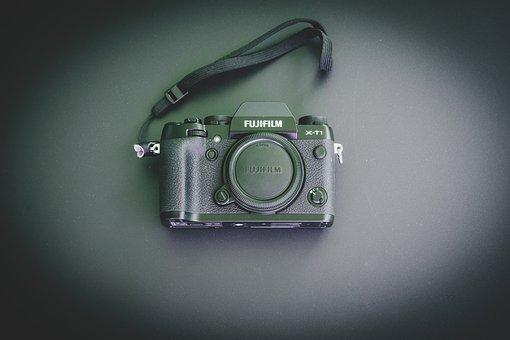 Fujifilm, X-t1, Digital Camera, Camera, Equipment