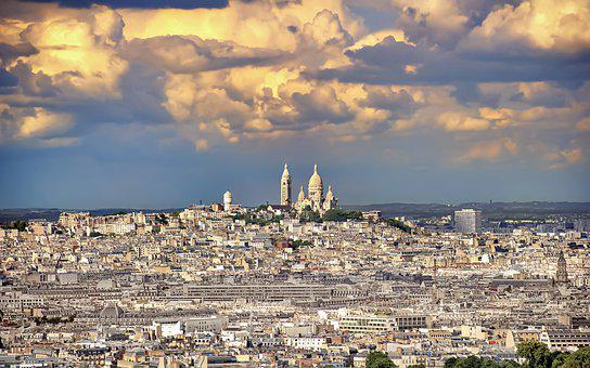 City, Cityscape, Architecture, Building, Travel, Nikon