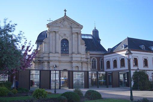 Building, Carmel, Religious, Lisieux