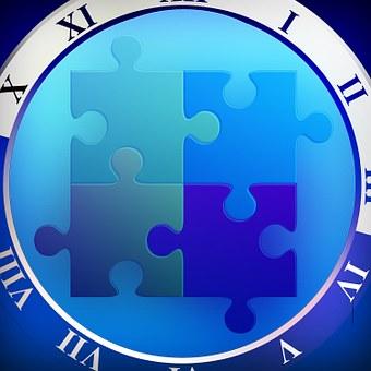 Puzzle, Clock, Time, Speed, Digits, Pay, Arrangement