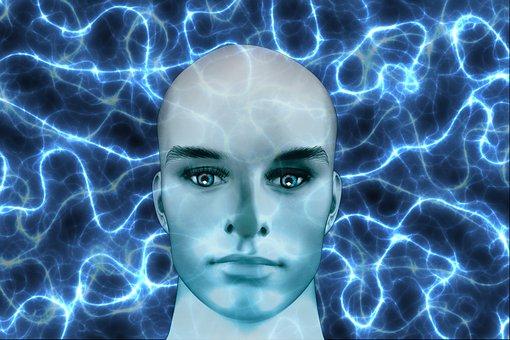 Awareness, Man, Head, Transparency, Knowledge, Spirit