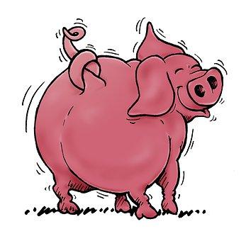 Pig, Knot, Tail, Pig, Pig, Pig, Pig, Pig