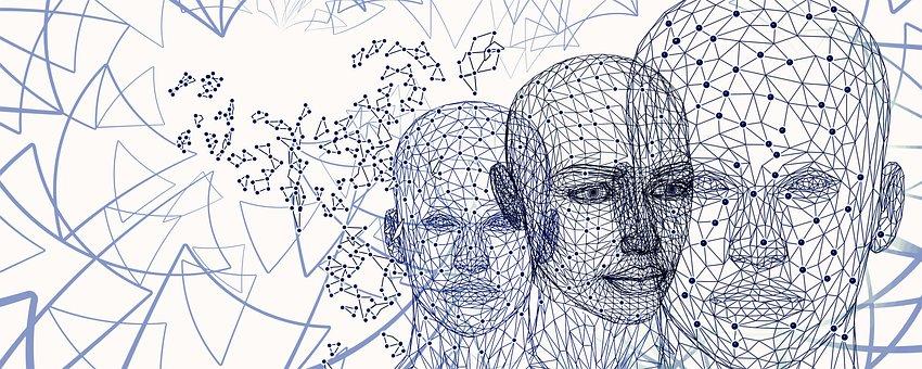 Psychology, Virtual, Reality, Psyche, Mask, Wire Rack