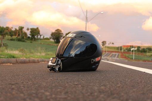 Helmet, Helmets, The Helmet, Bike, Motorcycles, Vehicle