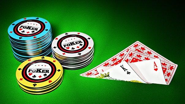Poker, Cards, Gambling, Casino, Luck, Poker Chips, Play