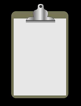 Clipboard, Clipboard Svg, Clipboard Illustration