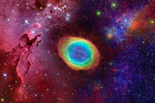 Galaxy, Universe, Cosmos, Space, Star