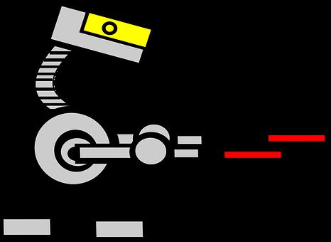 Drone, Robot, Android, Droid, Laser, Laser Gun, Gun