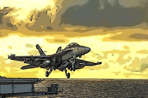 Flight, Battle, Military, Fight, Combat