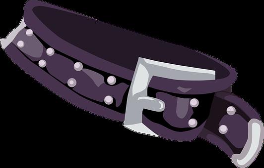Purple Belt, Free Customizable Svg File