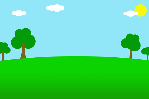 Park, Greenspace, Green Space, Grass, Sky, Meadow
