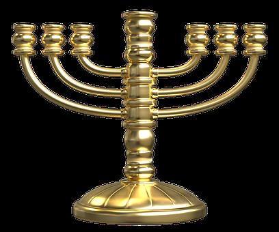 Menorah, Candleholder, Religion, Candelabra, Hanukkah