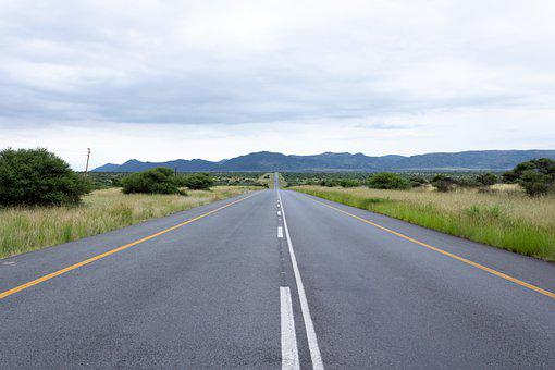 Open Road, South Africa, Travel, Africa