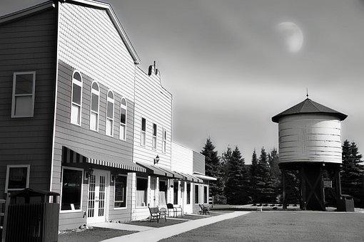 Town, Western, Heritage