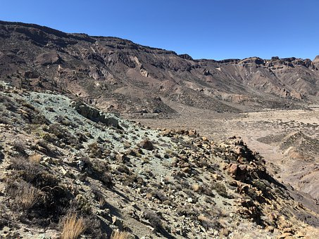Tenerife, Hiking, Hike, Landscape, Nature, Spain