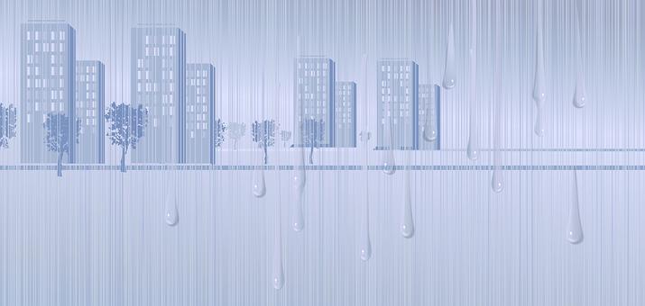 Rain, Thunderstorm, The Shower, Weather