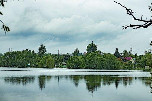 Bryansk Oblast, The City Of Klintsy, Lake Stadol, Water