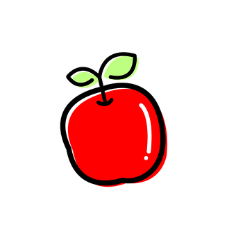 Apple, Fruit, Graphics, Fruits, Food, Foods, Apples