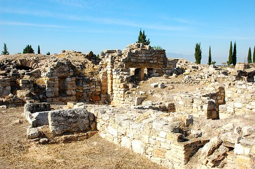 Ancient City, The Ruins Of The, History