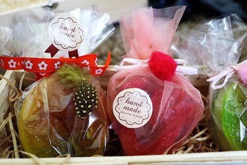 Soap, Aromatherapy, Essential, Oil, Organic, Natural