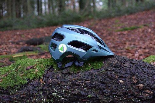 Bicycle Helmet, Helmet, Mountainbikehjelm, Trailhjelm