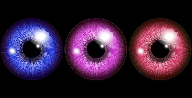 Eye Ball, Eyeball, Vision, Eyes, Horror