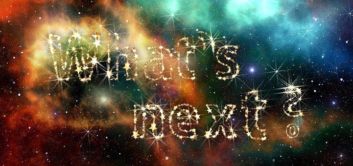Universe, Star, Immediately, Soon, Forward, Equal