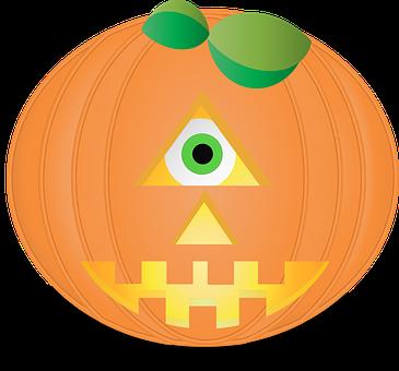 Graphic, Jack O'lantern, Pumpkin, Halloween, Smiley