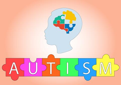 Autism, Puzzle, Autistic, Syndrome, Brain, Awareness