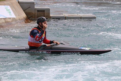 Canoeing, Canoe Slalom, River Sport