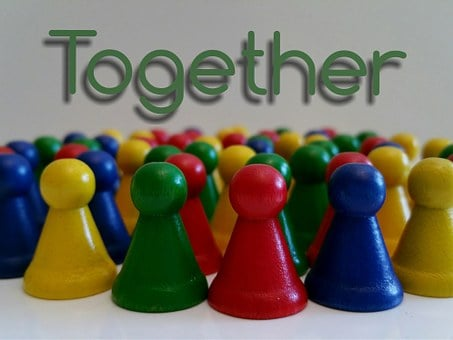 Group, Be Strong Together, Cohesion