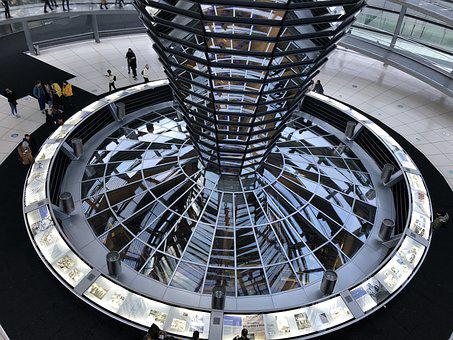Germany, Reichstag, Government, Architecture, Glass