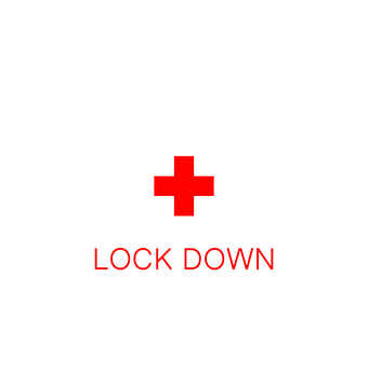 Lock Down, Health Day, Stay Home, Social Distancing