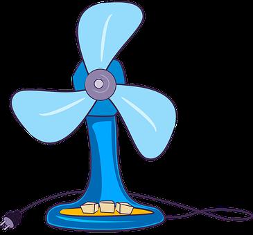 Fan, Appliance, Home, Equipment, Machine, Electric