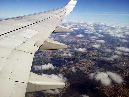 Flight, Aircraft, Flying, Holidays, Travel