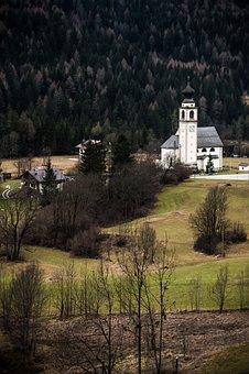 Borca di Cadore, Mountain, Alps, Nature