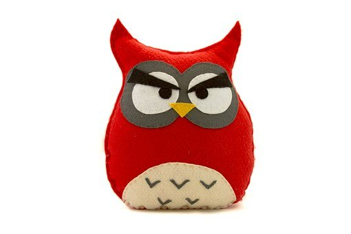 Sowa, The Mascot, Toy, Pet, Eyes, Plush, Child, Beast
