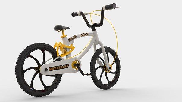 Conceptual Design, Bike, Design, Modern, Ride