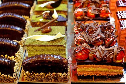 Cake, Strawberry Cake, Chocolate Cake