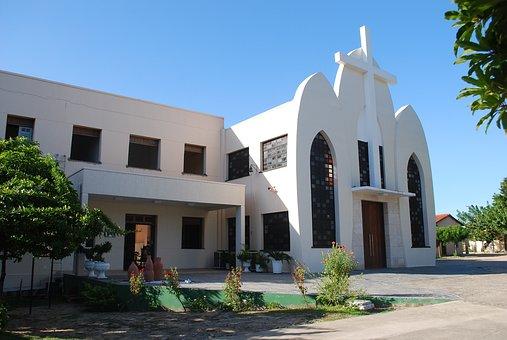 Chapel, Convent, Caucaia, Brazil, Church
