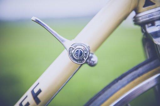 Road Bike, Retro, 80, Vintage, Circuit, Urban