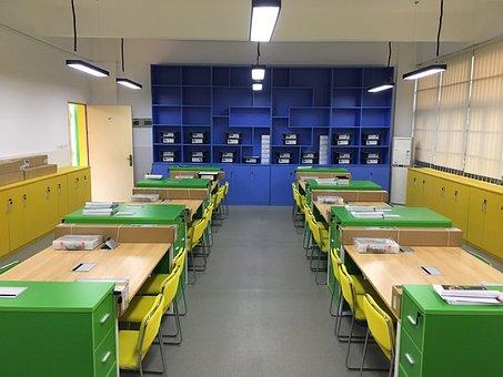 Create, Customer, Classroom, Indoor, Design, School