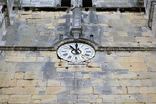 Clock, Church, Time