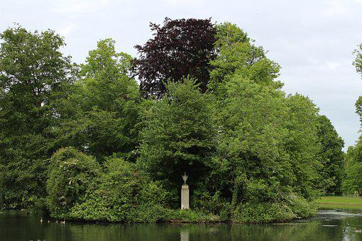 Lady D, Diana, Gravestone, Island, Diana's Grave