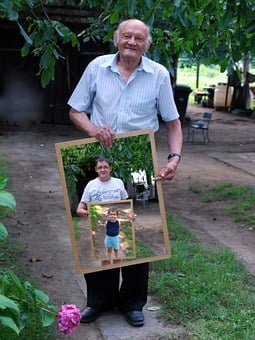Picture, Picture Frame, Generation, Men, Generations