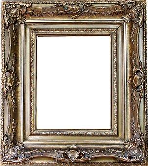 Picture Frame, Frame, Stucco Frame, Magnificent Frame