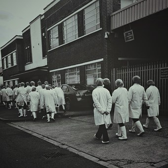People, Doctors, Medic, Scientist, Nuclear, Medicine