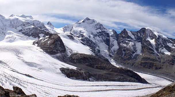 Panorama, Mountains, Alpine, Landscape, Snow, Outlook