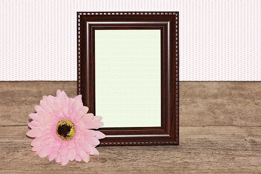 Picture Frame, Photo Frame, Image Without